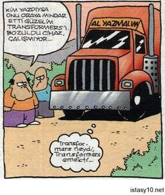 Özer Aydoğan Karikatürleri – 1