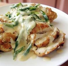 Chicken and Butter Sauce