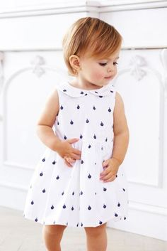 Kids Dress Summer Baby Girl Clothes Quality Combed Cotton Children Clothing Brand New 2019 Bebe Little Girl Beach Dress Kid Baby Girl Skirts, Little Girl Dresses, Girls Dresses, Summer Dresses, Beach Girls, Buy Dress, Kind Mode, Fashion Kids, Unisex