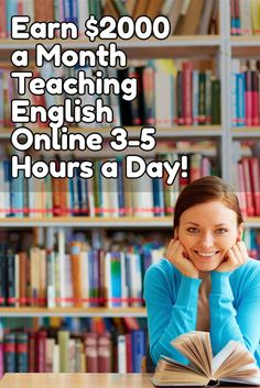Did you know you can earn $2000/month teaching English online to Chinese students? Awesome work at home opportunity! If you're seeking a work from home job that is flexible and pays well, this might be it! #homebasedjob #extracash #extramoney #sidehustle *I am an affiliate of VIPKid.