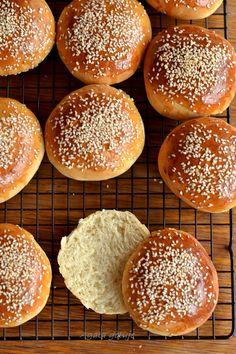 Impreza, Hamburger, Bread, Blog, Recipes, Hamburgers, Recipies, Ripped Recipes, Bakeries
