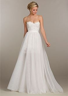 Bridal Gowns Tara Keely TK2502 Bridal Gown Image 1