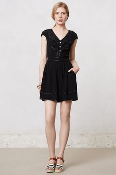 Ruffled Lexa Romper - Anthropologie.com