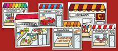 Bits de inteligencia: Las tiendas de la ciudad