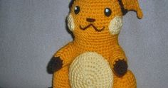 I finally got another one done! Yay me! LOL Raichu has been much requested and I finally got around to making him. Parts of him ar...