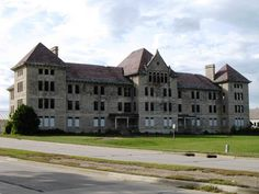 Bartonville Insane Asylum, Bartonville, IL - Built in 1895, Bartonville Insane Asylum, also known as the Peoria State Hospital or the Illinois Asylum for the Incurable Insane has been abandoned since 1973. Even before it was abandoned, stories about hauntings were commonplace.