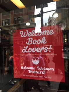 And now, even bookstores are getting involved and playing a pretty significant role as PokéStops or Gyms in the game.
