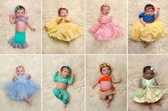 Exceptional baby nursery info are available on our website. Read more and you wont be sorry you did. Monthly Baby Photos, Baby Girl Photos, Cute Baby Pictures, Disney Princess Babies, Disney Babys, Baby Monat Für Monat, Baby Girl Halloween Costumes, Disney Baby Costumes, Disney Baby Clothes