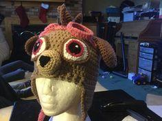 Sky crochet hat Crochet Necklace, Crochet Hats, Beanie, Sky, Character, Knitting Hats, Heaven, Crochet Collar, Heavens