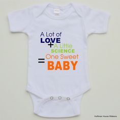 IVF Infant Boy Baby Boy Bodysuit on Etsy, $14.90