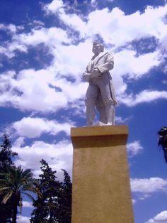 Estatua de Narciso Laprida Statue Of Liberty, Traveling By Yourself, Around The Worlds, Community, Magazine, Group, City, Board, Creative