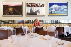 Dine with Art at Proof on Main,  located at downtown Louisville's award-winning 21c Museum Hotel