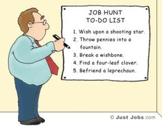 How To Make Job Search More Fun Than a Root Canal