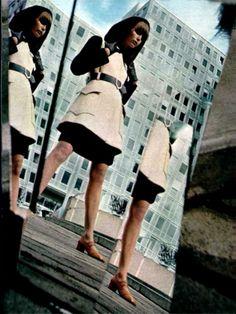L'Officiel Magazine 1968, Nina Ricci