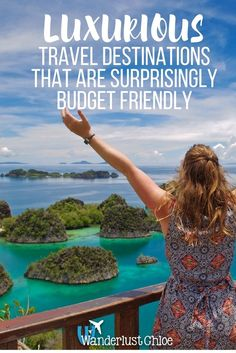 6 Luxurious Travel Destinations That Are Surprisingly Budget Friendly : A reflection on luxury travel and why it's not all about champagne and infinity pools! Plus top destinations in Indonesia, Spain, Chile and more! Infinity Pools, House Sitting, Cheap Travel, Budget Travel, Europe Budget, Travel Advice, Travel Tips, Travel Ideas, Travel Goals