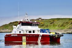 Dispatcher - Aberdeen Harbour Scotland - 21/5/2018M/V Dispatcher M/V DISPATCHER IS THE NEXT GENERATION CREW VESSEL DEVELOPED AND BASED ON OUR EXTENSIVE EXPERIENCE IN THE OFFSHORE WIND MARKET. M/V Dispatcher is designed for better redundancy and optimized fuel consumption. M/V Dispatcher is equipped with generous sized passenger compartments with comfortable motion dampened seats for highest passenger comfort  Vessel specification Built 2015 Hull 114 Grovfjord Mek Verksted AS Norway  CLASS…