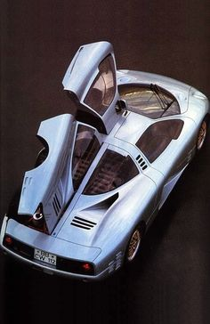 #CARS. 1993 Bugatti EB110