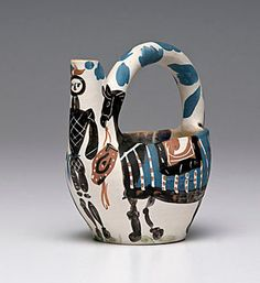 Picasso Ceramic Jug