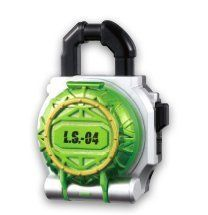 Amazon.com: Bandai Kamen Rider Gaim Sound Lock Seed Series SG Lock Seeds 2 Melon Lockseed: Toys & Games