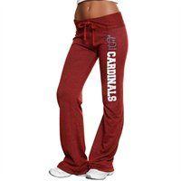 St. Louis Cardinals Women's Bling Tri-Blend Sweatpants