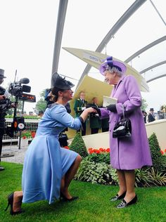 Ladies Day at the Royal Ascot Racecourse — Part 13
