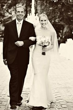 Hayley Paige real bride Elysia in wedding dress style Reese. Father Daughter Dance, Father Of The Bride, Bride Speech, Maid Of Honor Speech, Best Man Speech, Maui Weddings, Wedding Rehearsal, Whimsical Wedding, Celebrity Weddings