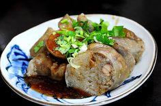 Taiwanese rice sausage
