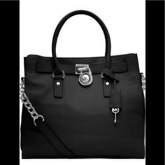 Michael Kors Hamilton Large Tote With Dust Bag