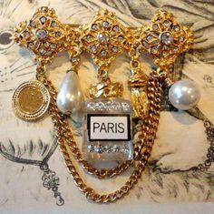 Broche Paris - vendido
