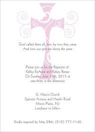 Baptism Invitations In Spanish Baptism Invitation Wording Ideas