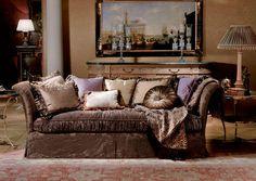 Traditional Sofa / Shabby Chic PR2821 CAROL PROVASI