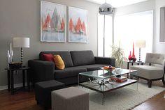 Warna Cat Dinding Ruang Tamu Yang Bagus Ikea Living Room Furniture Condo