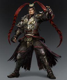dynasty warriors 8   lu bu