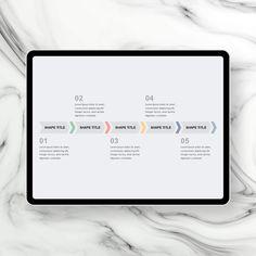 Step By Step Gradual Arrow PowerPoint-Templates Presentation Deck, Powerpoint Free, Lorem Ipsum, Creative Design, Arrow, Bedroom Orange, Templates, Infographics, Stencils