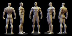 3D Scan of ActionFigures by Hal8998 on deviantART