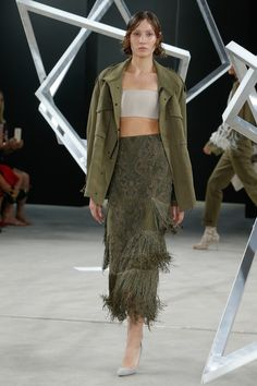 Sally LaPointe - Spring 2017 Ready-to-Wear Fashion Show NYFW