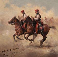 Húsares de Arlabán 1839