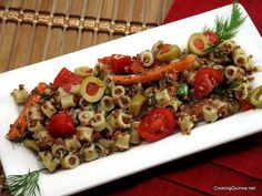 quinoa-with-currants-dill-and-zucchini-recipe.html | Quinoa