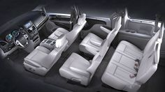 The Interior Of The 2013 Chrysler Town And Country Is Both Functional And  Luxurious As Only