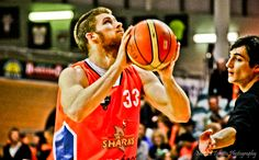 Southland Sharks player Brian Conklin warming up. Another great win by the Southland Sharks on Saturday night, May 25th.  Southland Sharks 94 -  73 Hawks.