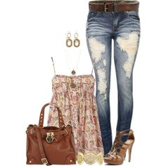 """Liz Claiborne Jewelry"" by angela-windsor on Polyvore"
