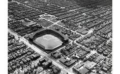 Sportsman Park, St Louis, MO, ca 1940