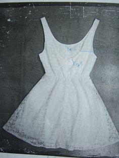 artículo NZ11.ads dama tela fibrana talles 1 , 2 , 3