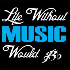 583133528 without music life would be flat - Google Search Marching Band Jokes, Life  Quotes,