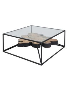 Floating Origins Coffee Table from Inspired by Big Sur on Gilt