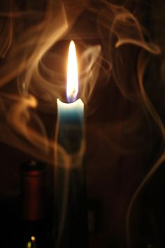 A candle is a good magick tool, it has all 4 elements: earth (wax), air (smoke), fire (flame) & water (melted wax).