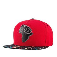 WUKE  Map of Africa Snapback cap for man women Baseball cap gorras snap  back hip hop casquette chapeau gorro bone masculino 36afef1e13