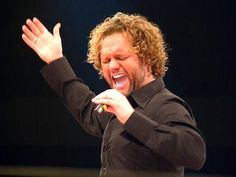 This tenor can sing to me anytime he would like...David Phelps!