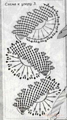 Image gallery – Page 420945896407053802 – Artofit Irish Crochet Charts, Col Crochet, Irish Crochet Patterns, Crochet Santa, Crochet Lace Edging, Crochet Leaves, Crochet Borders, Crochet Diagram, Freeform Crochet