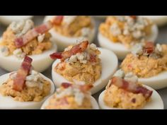 Receta muy fácil de Huevos Rellenos!   Lo Mejor de la Web